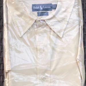 Men's Big & Tall Polo Ralph Lauren S/S Twill Shirt